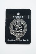 Scotland (Lion) Cap Badge